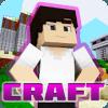Craft 3d Block PvP Arena Building Simulator Game