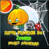 Super Pumpkin Boy Zombie World Adventure