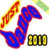 JUST DANCE 2019 - Green Man Alien dance