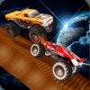 Crazy Off road Stunts: Extreme Monster Stunt Car