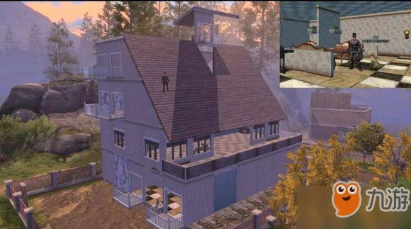 《明日之后》5级阳光小别墅介绍 阳光小别墅的射击图分享