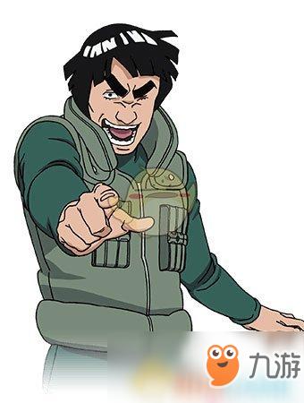 《火影忍者OL》凯忍者介绍 凯技能特点分析