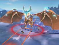 《勇者荣耀》超BOSS副本 冰霜巨龙震撼来袭!