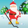 Santa Claus Game Skateboarding