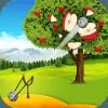 Apple Shooter : Slingshot Knockdown Shooting Games