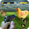 Crazy Chicken Shooter : Farm Hunting Game