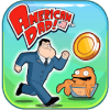 American run dad Adventure Journey jungle héros