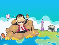 《金币大富翁》草根逆袭成就商业霸主