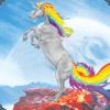 Crazy Unicorn Dash Horse Runner Horse Dash