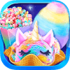 Carnival Unicorn Fair Food - The Trendy Carnival