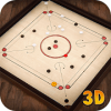 Carrom With Friends - 3D Carrom Board Game