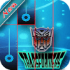 Transformers Piano Game
