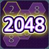 Advance 2048 Hexa