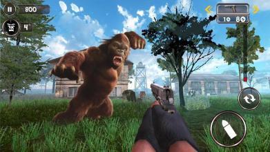 HuntingWildGorillaGames2019手游图片欣赏