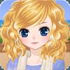Anime girl : dress up and makeup game