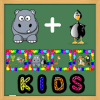Animals Math Puzzles For Kids and Babies