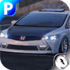 Car Traffic Honda Civic Racer Simulator