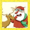 Santa vs Rudolph pvp