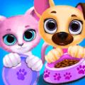 琪琪和菲菲宠物好朋友