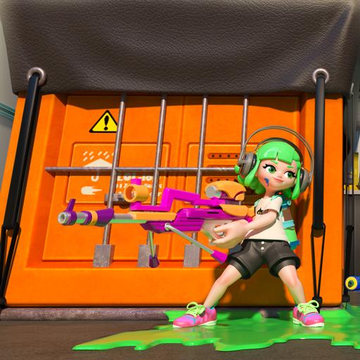 3D涂鸦射击 百变休闲竞技手游《喷射派对》来袭