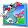 Adventure Oggy And Friends
