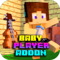 Addon Baby Player 2018 for MCPE