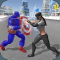 Amazing Captain Hero Fighting Fun **️