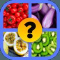 Adivinhe as Frutas e Vegetais