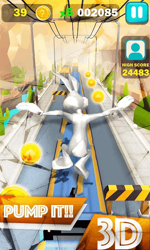 LooneyTun:BugsBunnyAdventure手游图片欣赏