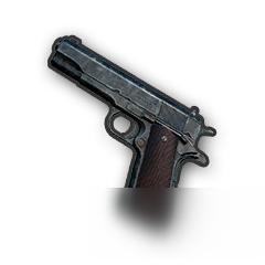 《绝地求生全军出击》手枪P1911怎么样 手枪P1911性能介绍