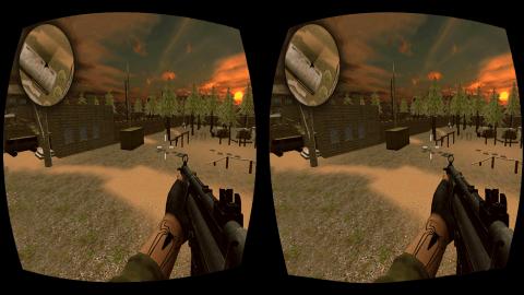Vr最后突击队射击 Vr控制器选项最新版下载攻略礼包九游就要你好玩