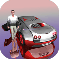 Car Parking 3D: Super Sport Car
