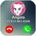 A Call From Talking Angela