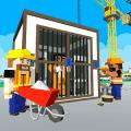 监狱施工新建筑