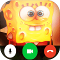 Video Call Simulator For Sponge-bob