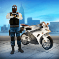 Police Motorbike Chicago Story