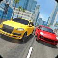 Traffic: Luxury Cars SUV