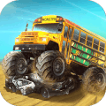 AEN City Bus Stunt Arena 17