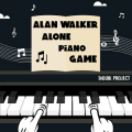 Alan Walker Alone Piano Game