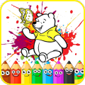 Coloring Winnie The Pooh