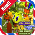 Best Running PacMan VS Uka-Uka Ultimate