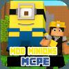 Addon Minion For MCPE