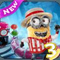 Banana Minion despicable 3D Rush Game