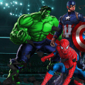 Avengers Infinity - Avengers street fighters game