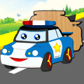 Cars Cartoon Puzzle