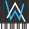 Alan Walker Faded Piano Tiles *