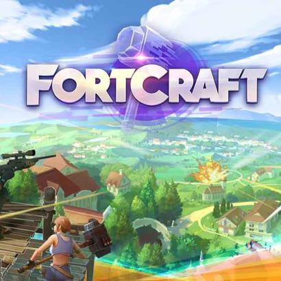 生存建造类吃鸡手游 网易开启《FortCraft》北美开测
