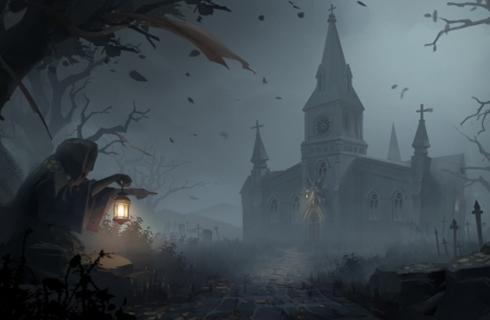 瑰丽神秘红教堂 第五人格新地图初探