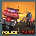 警察对战罪犯:摩托之战