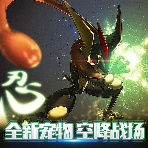 《口袋妖怪3DS》 全新宠物 空降战场